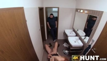 Playgirl performs relaxing yet massage for a stud